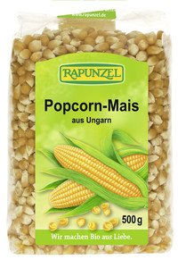 Rapunzel Popcorn-Mais, 500 g