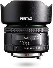 Pentax 35 mm HD FA F2 uniwersalny obiektyw szerokokątny