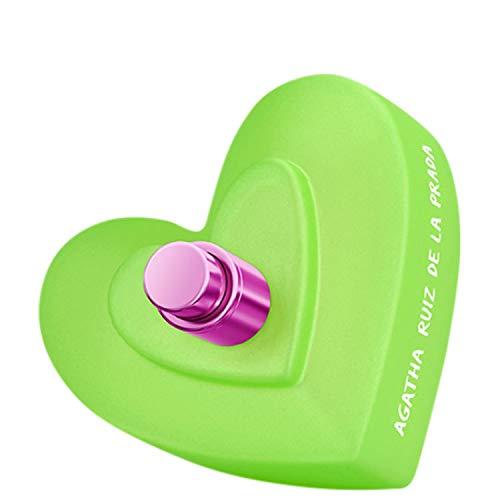 Perfume Feminino Rebel Love Agatha Ruiz de La Prada Eau de Toilette 80ml
