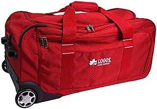 [LOGOS(ロゴス)]キャリーケース スーツケース トランク ボストンバッグ ショルダー 3WAY 静音 出張 旅行 大容量 64L 2泊 3泊 鍵付き LOGOS クリスマス