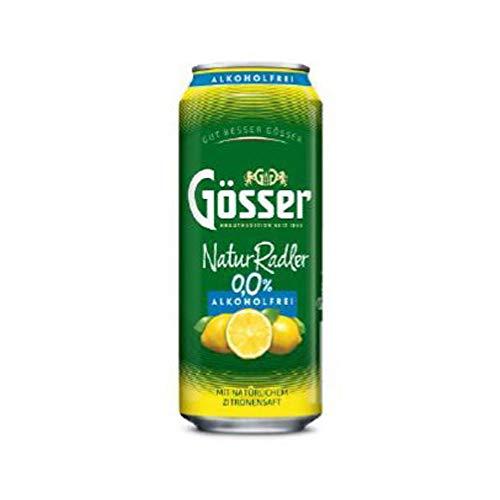 Gösser - Natur Radler 0,0% alkoholfrei...
