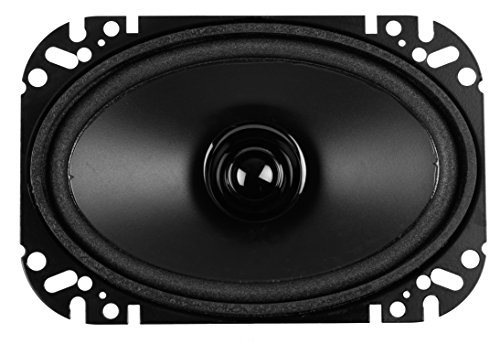 Boss Audio BRS46 Replacement Speakers 50-Watt Auto 4' x 6' Coaxial Speaker