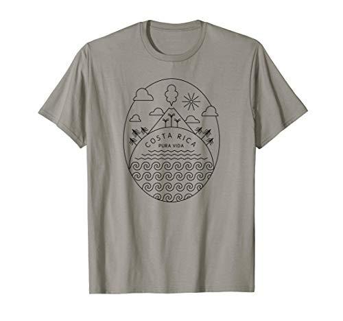 Pura Vida Shirt | Costa Rica Clothing