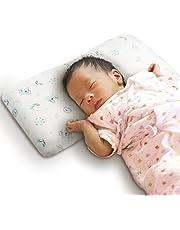 バンビノ ベビー枕 赤ちゃん まくら 絶壁 寝返り防止
