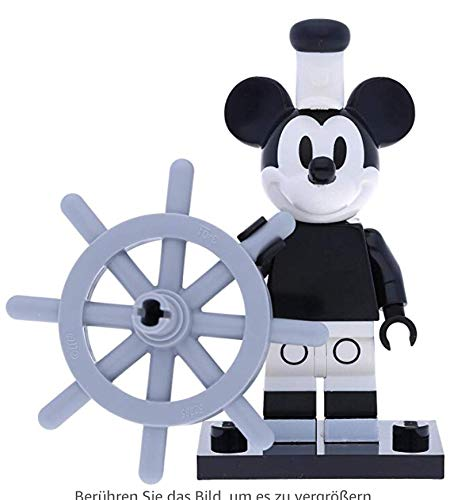 LEGO 71024 Disney - Figuras de Mickey Mouse y Minnie Mouse (2 Unidades) 3