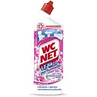 Wc Net Limpiainodoros Lejía Gel Instant White Perfumada - 4 Recipientes de 750 ml - Total: 3000 ml