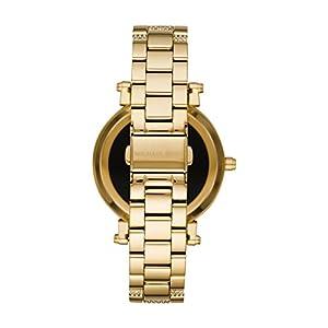 Michael Kors Access Sofie Touchscreen Smartwatch, Gold Tone/Glitz Bracelet