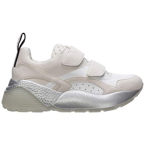 Stella McCartney Sneakers Eclypse Donna Bianco 37 EU