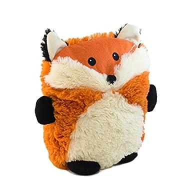 Intelex Hooty Friends Microwavable Heatable Plush, Fox