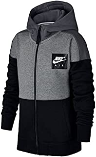 (ナイキ) Nike Air Full-Zip Hoodie ボーイズ?子供 シャツ?トップス [並行輸入品]