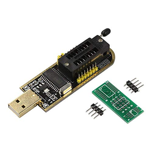 flashtree USB Programmer CH341A Series Burner Chip 24 EEPROM