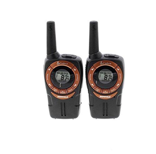 Cobra Electronics SM 662 C (2p) - Walkie Talkie con VOX, color negro