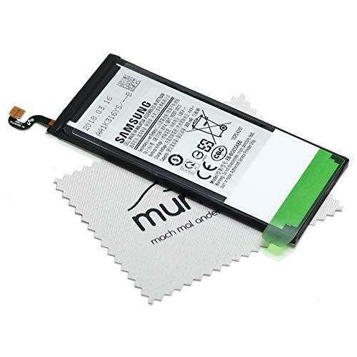 Batería para Samsung Original EB-BG935ABE para Samsung Galaxy S7 Edge (G935F) con paño de Limpieza mungoo
