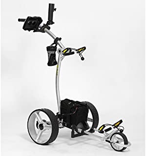 Bat Caddy X4 Electric Golf Caddy/Trolley/Cart + FREE Accessory Pack