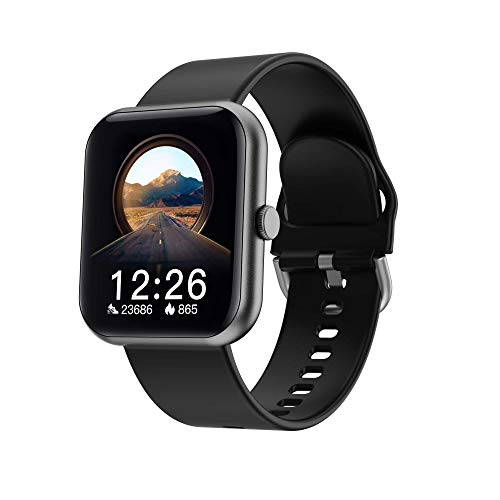 Fitness-Tracker Waterproof Compatible iPhone Android Phones - Smart Watch for Men Women Digital Watch with Step Calories Sleep Tracker, Smartwatch ideapro-i8