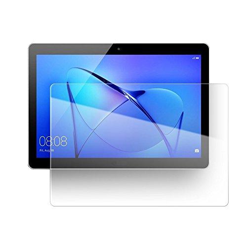 REY Pack 2X Pellicola salvaschermo per Universal 9 , Misura 13,3 x 22,8 cm, Pellicole salvaschermo Vetro Temperato 9H+, di qualità Premium Tablet