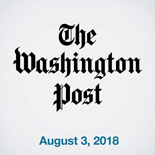 August 03, 2018 copertina