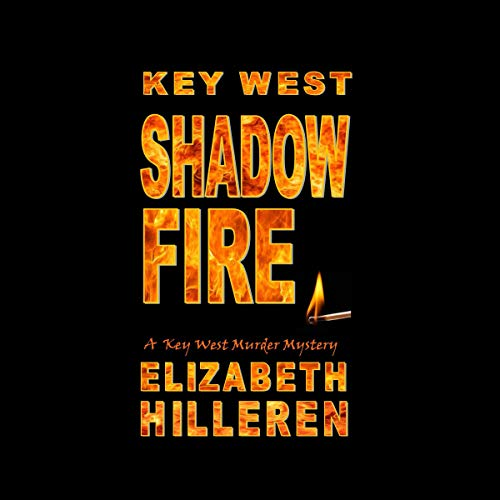 Key West Shadow Fire audiobook cover art