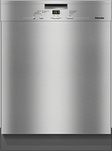 Miele G4920 SCU D ED230 2,1 clst Unterbaugeschirrspüler / 266 kWh / Jahr / 14 MGD / 2772 L / Jahr / ThermoSpar / edelstahl