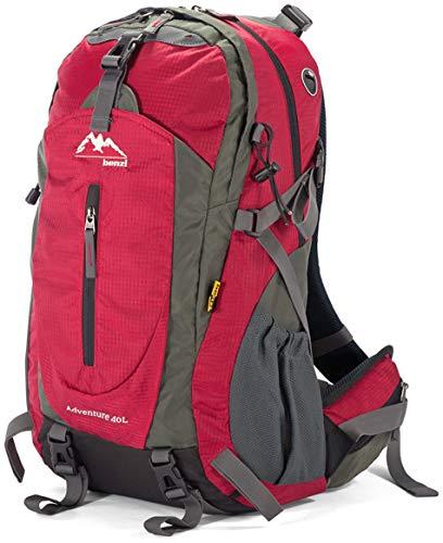 BENZI - Mochila Poliester 30 x 50 x 16 BZ5286 (Rojo)