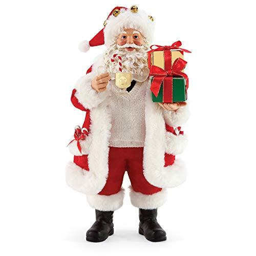 Department 56 6005266 Possible Dreams Santa National Lampoon s Christmas Vacation Moose Mug Figurine, 10.5 Inch, Multicolor