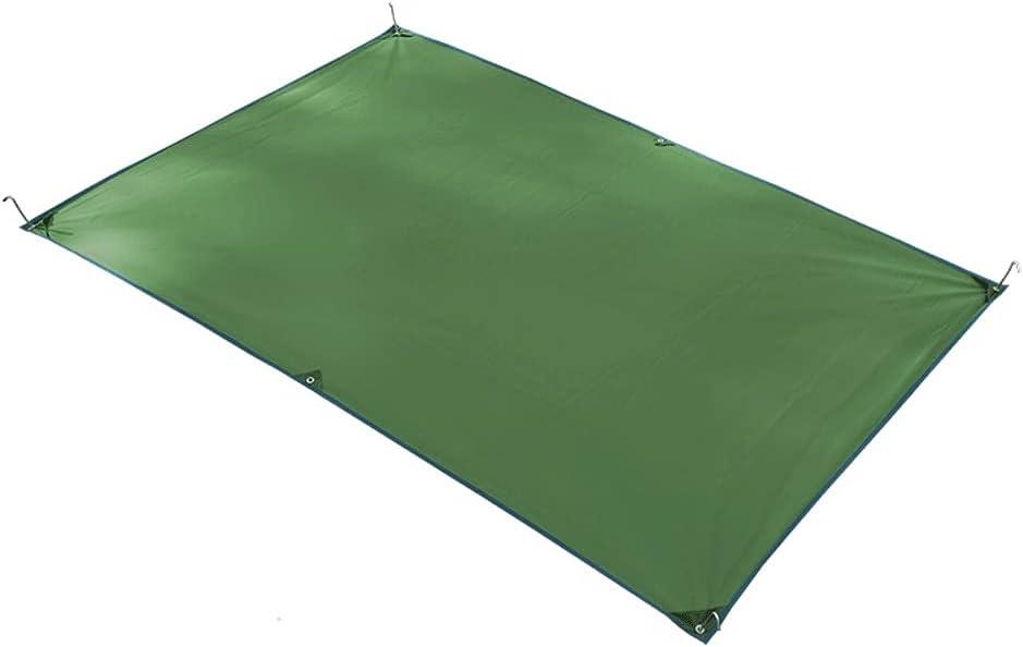 CIJK Camping Mat Cheap Outdoor Picnic Waterproof half Mini Footprint Tent T