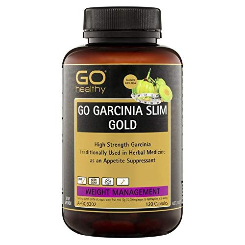 GO HEALTHY Garcinia Slim Gold 120 Caps,