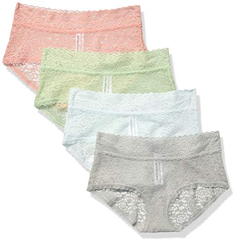 Amazon Essentials Women's 4-Pack...