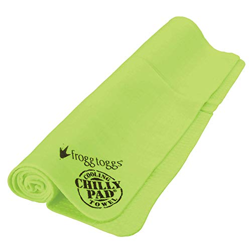 Our #2 Pick is the FROGG TOGGS Chilly Pad Cooling Towel