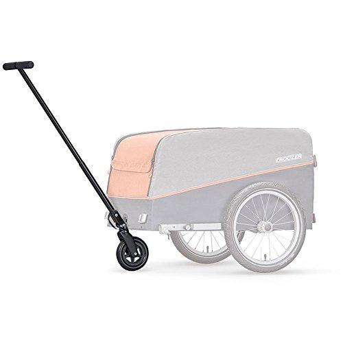 Croozer Unisex– Erwachsene Handcart Kit-3092098910 Kit, Silber, One Size