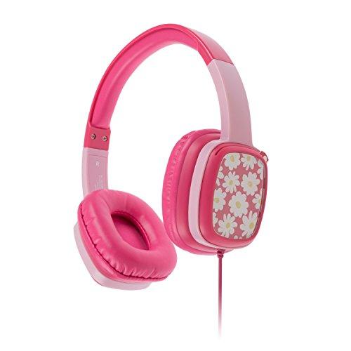KitSound ksmmpi Mini Movers koptelefoon roze
