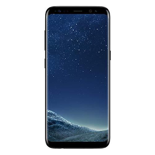 SAMSUNG Galaxy S8 SM-G950U 64GBT-Celular Preto Midnight