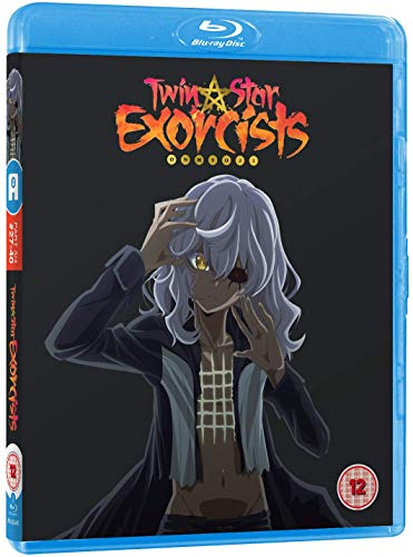 Twin Star Exorcists - Part 3 with Limited Edition Booklet [Blu-ray]
