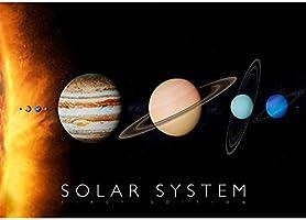 Curiscope Multiverso Poster interattivo (Sistema Solare)