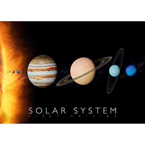 Curiscope Multiverse - Interaktives Poster (Sonnensystem)