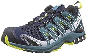 Para atar el calzado de forma rápida y de una sola tirada Puntera de TPU y membrana Gore-Tex Plantilla Ortholite y bolsillo de encaje para stow de sistema de cordones Terreno: Terrenos tecnicos No son impermeables