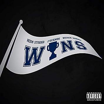 Wins (feat. J Scienide)