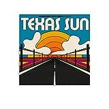 Texas Sun Khruangbin & Leon-Brücke zum Aufhängen,