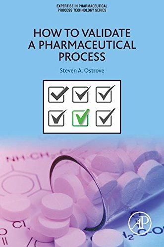 How to Validate a Pharmaceutical Process (Expertise in Pharmaceutical Process Technology)