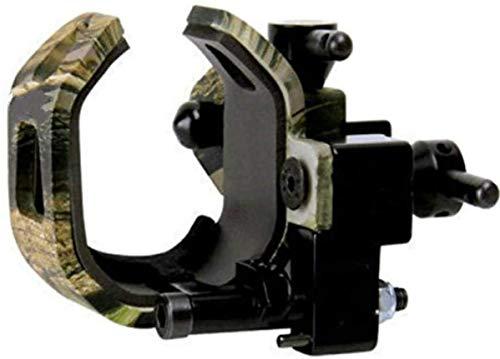 LightingU Drop Away Micro Arrow Archery Rest Right Hand Black Camo Full Containment for Compound Bow (Camo-Right Hand)