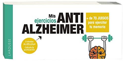 Mis ejercicios ANTI ALZHEIMER (Larousse - Libros Ilustrados/ Prácticos - Ocio Y Naturaleza - Ocio)