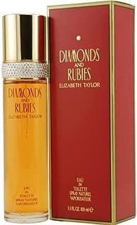 Diamonds&Rubies/Elizabeth Taylor Edt Spray 3.3 Oz (W)
