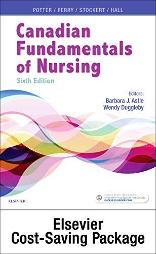 Canadian Fundamentals of Nursing + Nursing Skills Online 4.0 Package