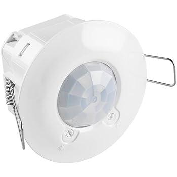 Hager-Ee805-D/étecteur de mouvement infrarouge encastr/é 360/°