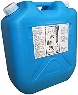 熟成木酢液18L