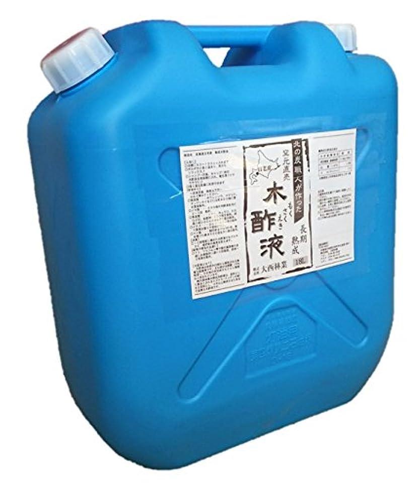 アルカイックく反対した熟成木酢液18L