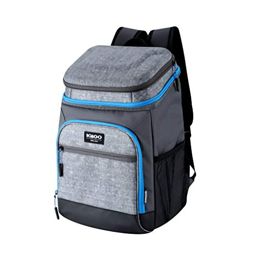 Igloo Maxcold 18 - Sac à dos isotherme gris, 17L