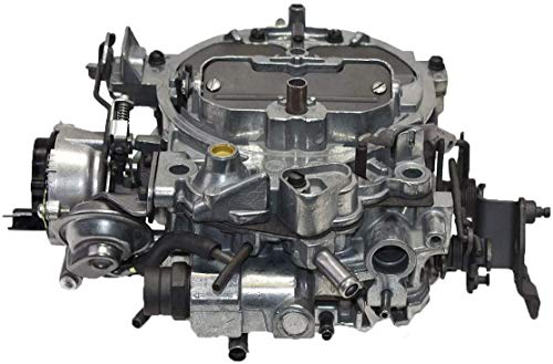 A-Team Performance 1906 Remanufactured Rochester Quadrajet Carburetor - 4MV - 1980-1989 Big Block Chevy/GMC 454 Truck Applications Electric Choke CARB Compatible With GM/CHEVY