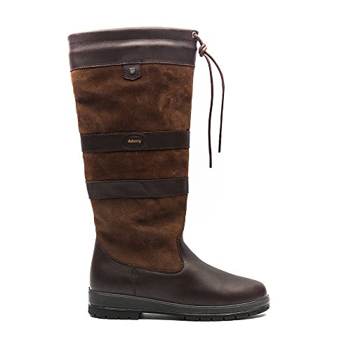 Dubarry Galway Extrafit Country Boot Walnut