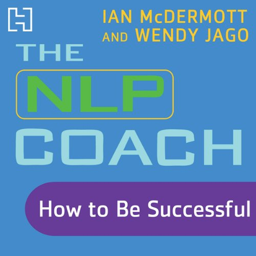 The NLP Coach 2 audiobook cover art